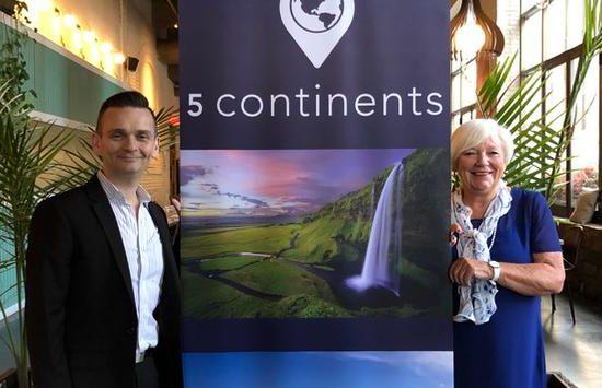 5 Continents amorce une série de premières rencontres à travers le Canada auprès de quelque 250 agents !