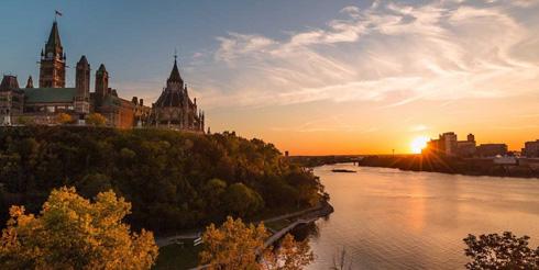 Vacances au Canada