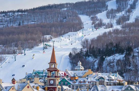 La Magie hivernale de Mont-Tremblant