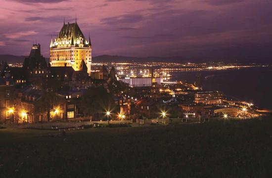 The Magic of Winter in Quebec City