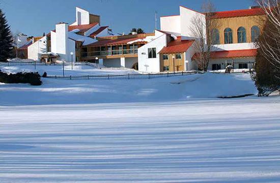 Charme hivernal à l'hôtel Chéribourg