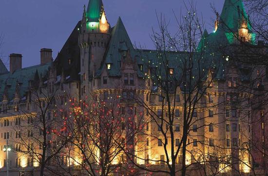 Winter Magic in Ottawa