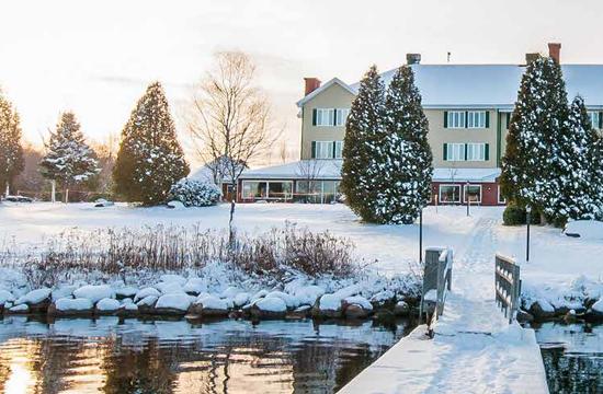 Offrez-vous l'une des plus belles pourvoiries du Québec : Lac à l'Eau Claire