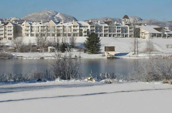 Winter Getaway at the Hotel Manoir des Sables