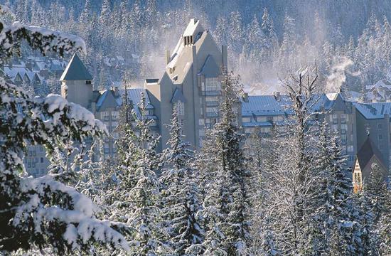 Magie hivernale de Whistler