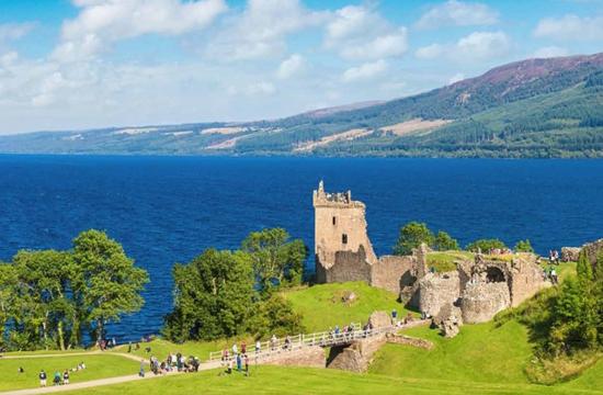 Écosse - Le loch Ness et le Canal de Calédonie