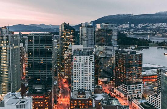 La magie hivernale de Vancouver