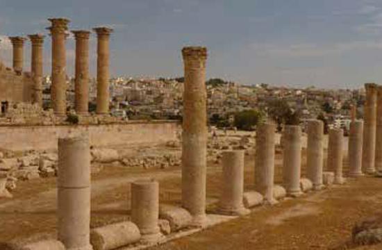 The Wonders of Jordan: Amman to Wadi Rum