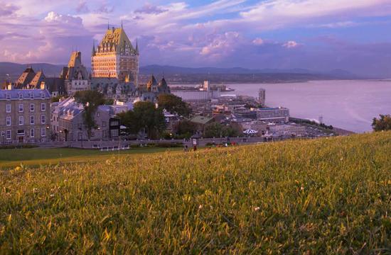 La magie estivale de Québec