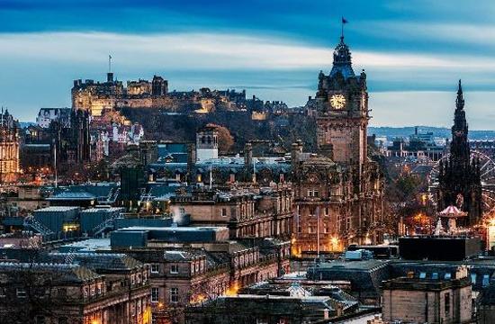 London, Manchester, Windermere & Edinburgh