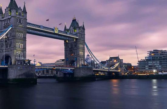 Croisière Londres et Europe du Nord
