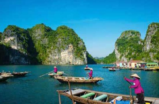 Croisière au Vietnam, Thaïlande et Singapour avec séjour à Bangkok