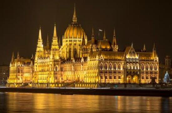 Prague, Salzbourg, Vienne et Budapest