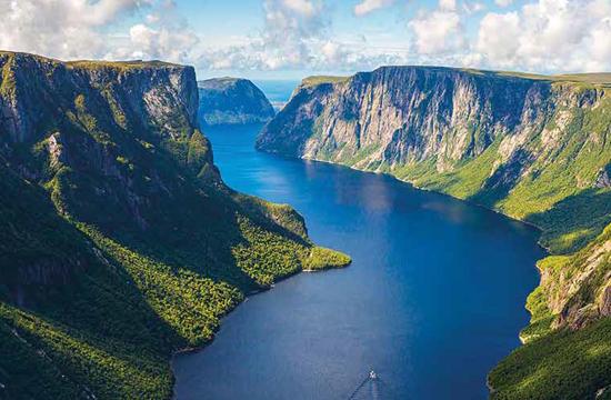 Enchanting Islands Newfoundland Labrador