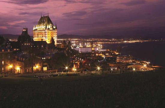 La Magie hivernale de Québec